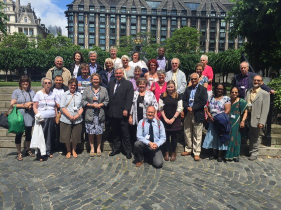 Houses of Parliament Trip 2016 image